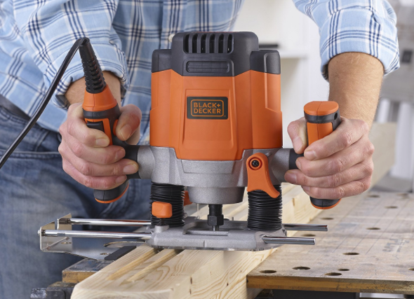 test Black et Decker KW1200E