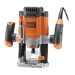 Comparatif defonceuse Black & Decker KW1200E-QS